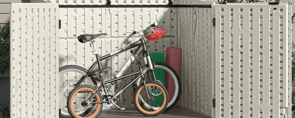 Factors To Consider When Ing Outdoor Bicycle Storage