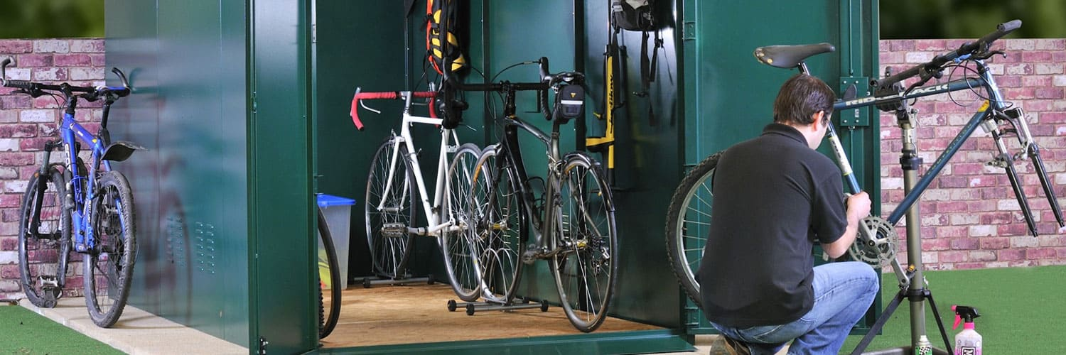 Search & Best Outdoor Bike Storage Reviews (Jan. 2018) - Top 5 Picks and ...
